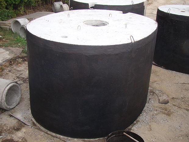 szambo betonowe w szalunku